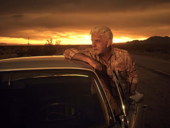 Michael McDonald by Timothy White art