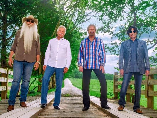 The Oakridge Boys