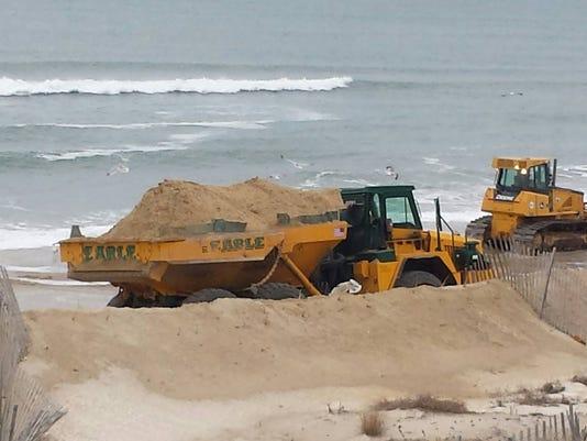 Ortley Beach work