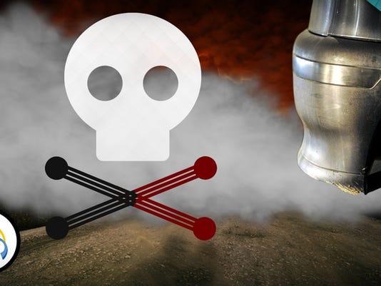 Carbon-Monoxide.-