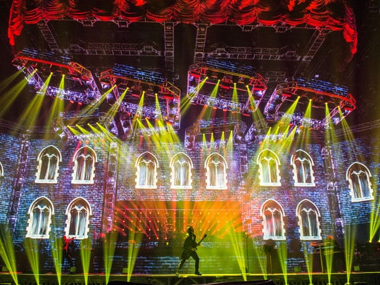 The Trans-Siberian Orchestra returns to Hershey for its holiday show.