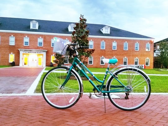 Invest in a bike for getting around town for a more sustainable ride.