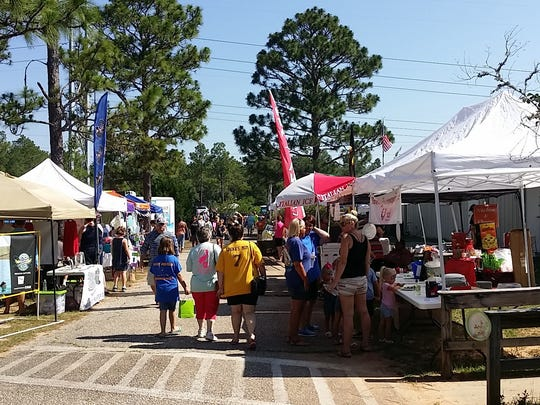 The Arc of the Emerald Coast of Santa Rosa will present its annual Blueberry Bash, a day full of family activities, on June 22.