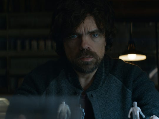 """Peter Dinklage stars in the thriller """"Rememory."""""""