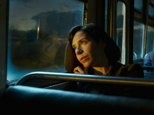 "Sally Hawkins  in ""The Shape of Water."""