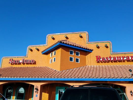 Taqueria San Juan is known to be a local favorite in