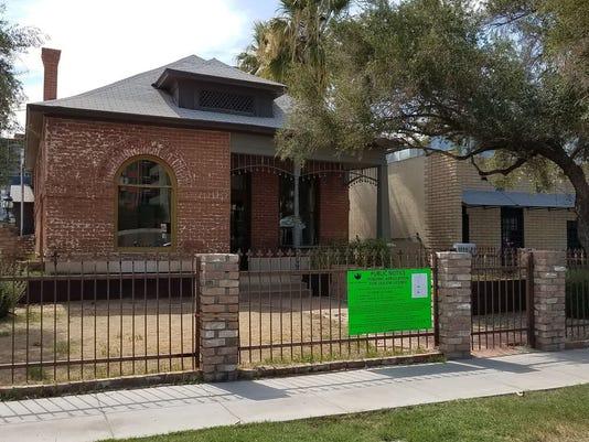 Farish House Pending Application for Liquor License