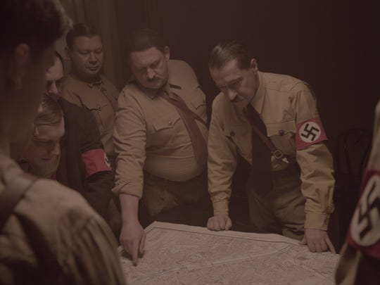 "Adolf Hitler is portrayed in ""Death of a Nation."""