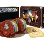 Over the course of 26 discs and 104 episodes, 'The Wild Wild West: The Complete Series' will take Dad on a journey through the 1870s via the 1960s.