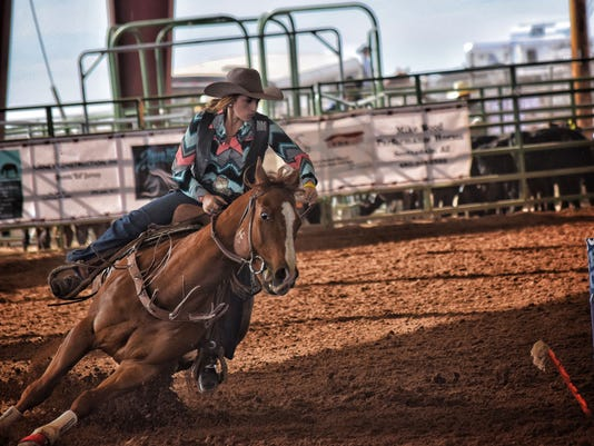 Nmsu To Compete At College National Finals Rodeo