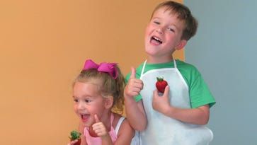 New biz specializes in kids' cooking