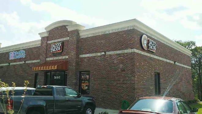 Jaco's Tacos Fast N Fresh Jacos is at 5657 Lakeland Drive in Flowood.