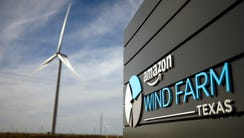 Amazon today announced that its largest wind farm yet—Amazon