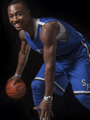 D.J. Fenner was a stud at Seattle Prep before committing to play at Nevada.