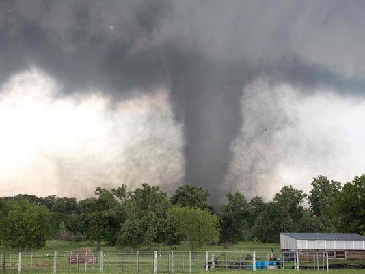 oklahoma tornadoes quietest start to twister season on record