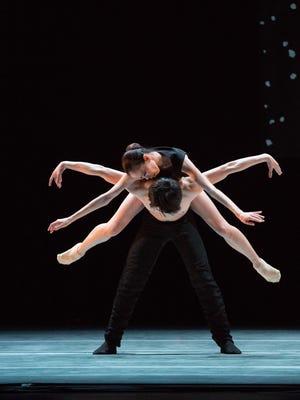 "Ballet Arizona performs Alejandro Cerrudo's ""Second to Last."""