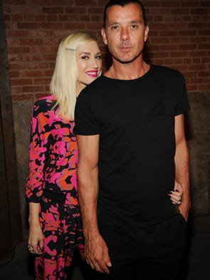 Musician Gwen Stefani has filed for divorce from musician