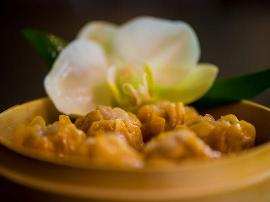 Siu Mai at Zen Culinary.