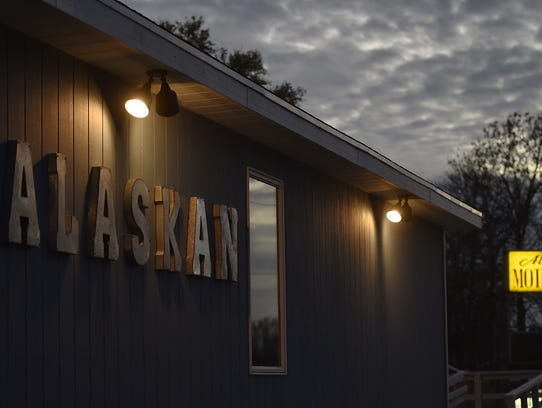 The Alaskan Motor Inn opened its bar last month and