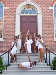Dance 4 Life is set to perform Sunday at the Delaware