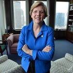Elizabeth Warren's political journey