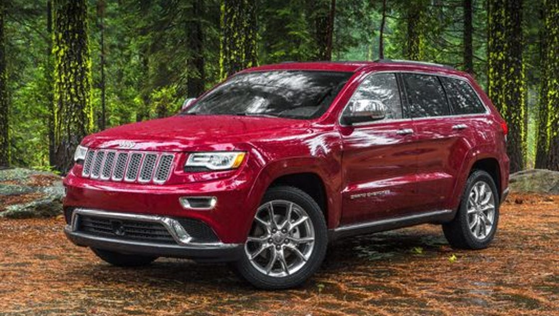 redesigned jeep grand cherokee to be delayed a year. Black Bedroom Furniture Sets. Home Design Ideas