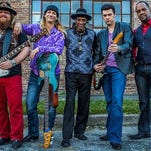 The Royal Southern Brotherhood headlines the 2015 Granville Hot Licks Bluesfest Sept. 5.