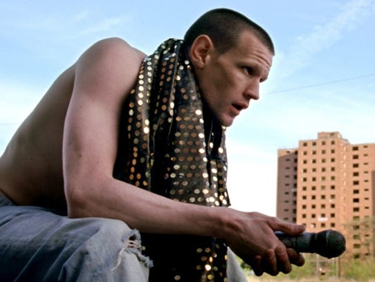 "Matt Smith stars as Bully in ""Lost River,"" which was"