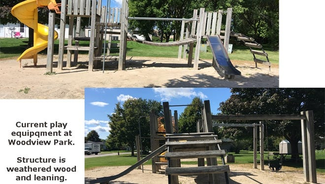 Woodview Park Playground
