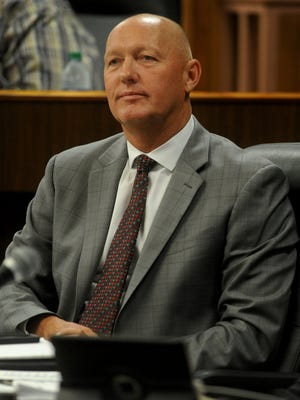 Oxnard City Manager Greg Nyhoff is seen in this 2014 photo.