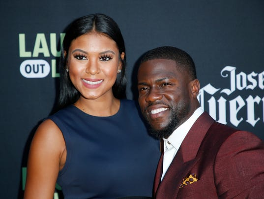 "AP KEVIN HART ""LAUGH OUT LOUD"" LAUNCH EVENT A ENT USA CA"