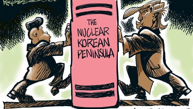 Nuclear deal. Book on it?