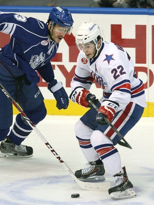 Phil Varone will represent the Amerks in the AHL All-Star Classic Jan. 25 and 26 in Utica.