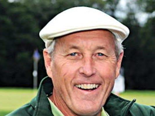 Ozzie Carlson, golf teaching pro