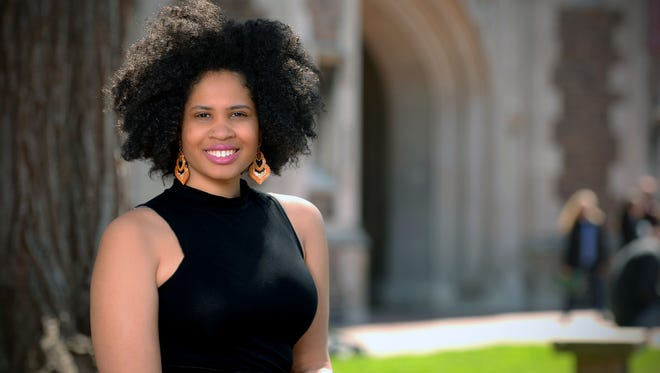 Camille Borders, a 21-year-old Cincinnati native, was named a Rhodes Scholar. She's a senior at Washington University in St. Louis.