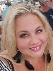 Heather Alvarado, 35, from Cedar City, Utah, was shot