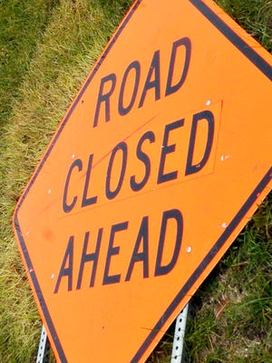 Road construction on Benton County Road 78 causes closure