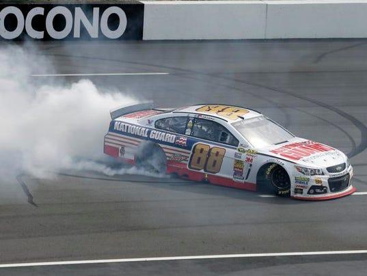 MTN0609 NASCARPocono