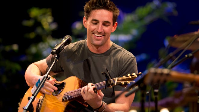 Jake Owen performs Dec. 11, 2015, at the Riverside Theatre in Vero Beach. On Friday, Owen will be putting on a benefit concert at the Vero Beach High School Performing Arts Center.