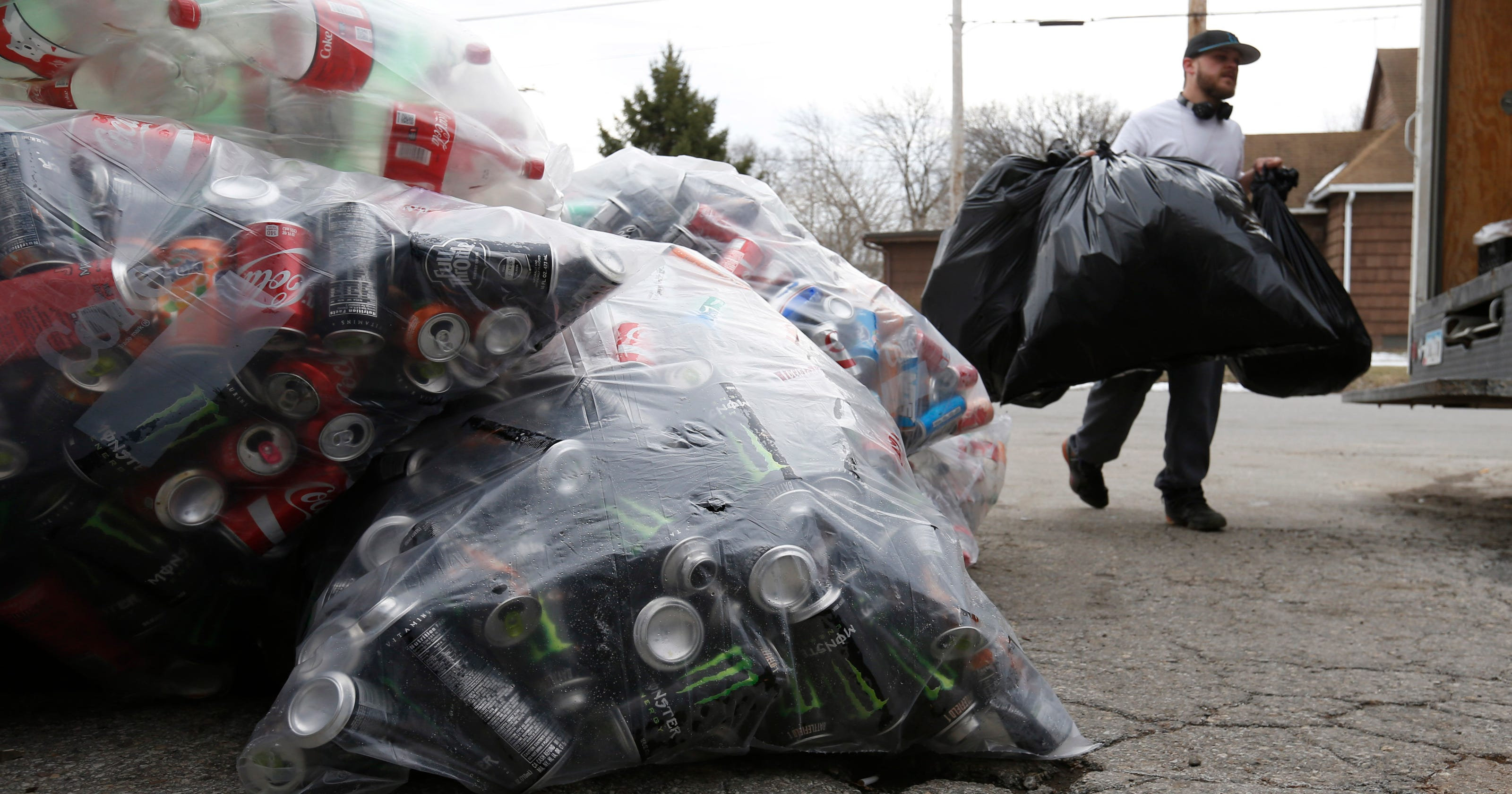 Why it still matters, 40 years later, how a child helped Ray push for Iowa's bottle bill