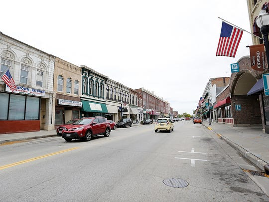 Downtown Fond du Lac is in need of improvements, according to the results of a survey.