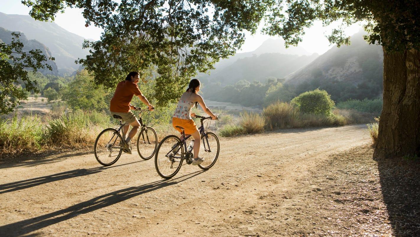 Five myths about bike tours