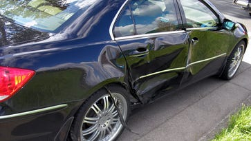 Phyllis Murray's car was damaged after colliding with a city of Salem utility truck in 2013. A jury decided the city must pay Murray $820,000.