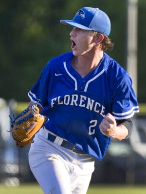 Braxton Garrett was a member of the first team 2016 All-USA high school baseball squad his senior year at Florence (Ala.) H.S.