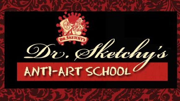 Dr. Sketchy logo