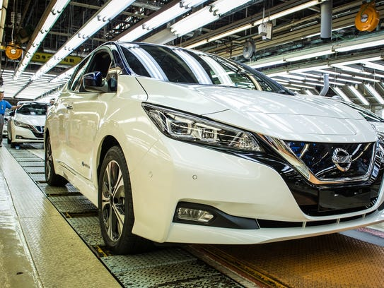 The Nissan LEAF has been completely reinvented, combining
