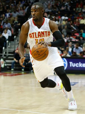 Atlanta Hawks guard Tim Hardaway Jr. (10) has fought his way back from injury and the DLeague.