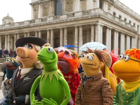 Review: 'Muppets Most Wanted'