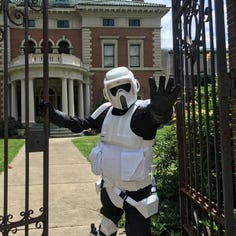 Hear spooky legends about Roberson Mansion in Binghamton during October tours