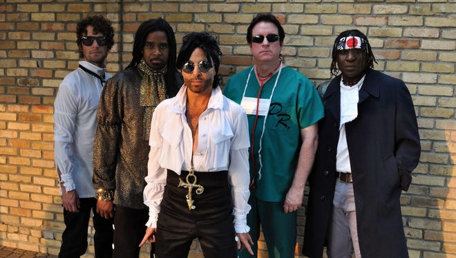 The Purple Xperience performs Friday in Big Flats.